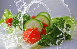 eat colour vegetables